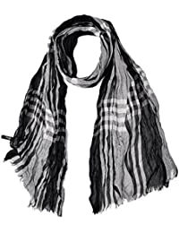 Amazon.co.uk  BORDERLINE by Denis Palbiani - Scarves   Accessories ... f1da174843fc