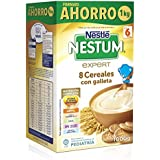 Nestum Papillas 8 Cereales Con Galleta A Partir De 6 Meses 1000G