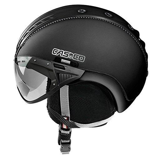 CASCO SP-2 SNOWBALL VISOR schwarz XS/S 50-54cm