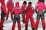 Moderei Auswahl an Schneeanzug | Schneeoverall Skianzug | Skioverall Snowboard Unisex | Jungen | Mädchen | Herren | Damen Schneeanzug (Rot,146-170) (158)