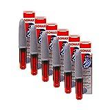 SONAX 6X 04175410 FelgenBürste Ultra-Soft FelgenReiniger Schwamm 1 Stück