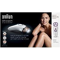 Braun Silk-expert 5 BD5009 Épilateur Lumière Intense Pulsée IPL - épilation permanente des poils visibles du corps et du visage à la maison