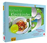 Set: Kochen für Kleinkinder: Plus Kindergeschirr von EMSA (GU BuchPlus)