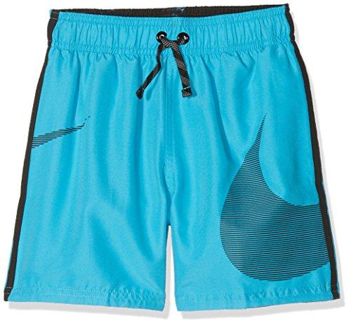 Nike Bad 4Volley Shorts, unisex erwachsene L blau (Lt Blue)