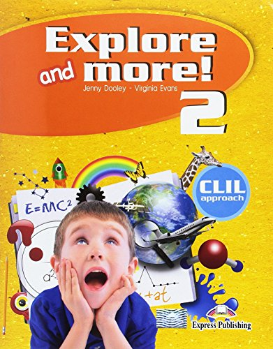 EXPLORE AND MORE 2 S'S PACK