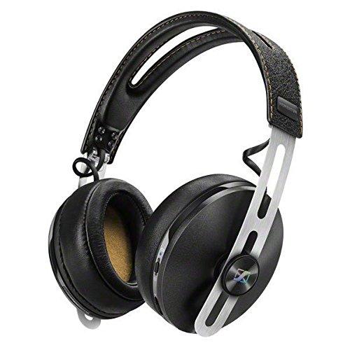 Sennheiser Around ear Wireless HD1 Around Ear Wireless M2 AE BT Black, black (HD1 AEBT Black) Bluetooth Headsets at amazon