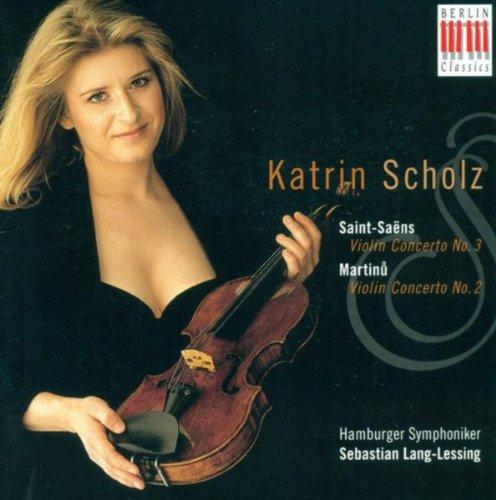 Saint-Saëns: Violin Concerto No. 3 / Martinu: Violin Concerto No. 2 (Mp3 Saint Saens Violin Concerto)