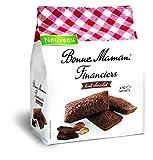 Bonne Maman Financiers Amandes Chocolat pur beurre  x10 en sachet individuel 250g