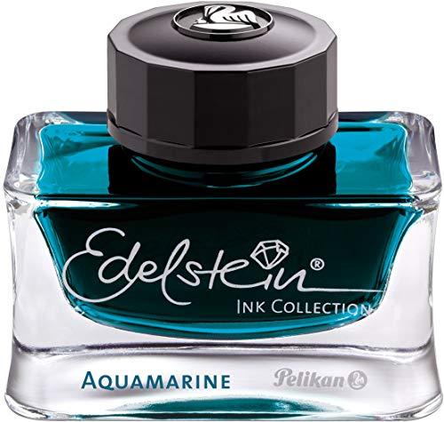 edelstein aquamarin Pelikan- 300025 Edelstein Ink Collection Aquamarine 50ml