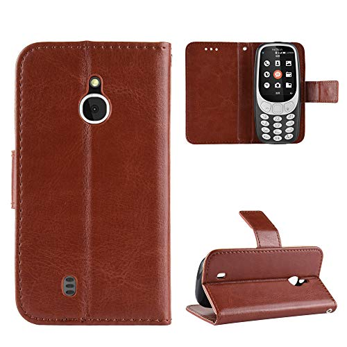 Oujiet-eu HF Custodia per Nokia 3310 3G 1 Custodia Case Cover