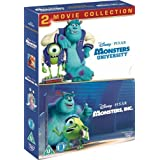 Monsters, Inc./Monsters University Collection
