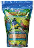 F.M. Brown'S Zoo-Vital Parakeet Canary And Finch Bird Food, 27-Ounce