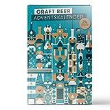 Adventskalender mit Craft Beer (23 x 0.33 l )  (1 x 0.25 l)