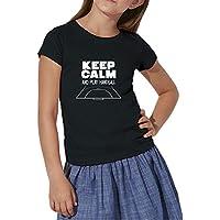 Sport is Good T-Shirt Junior fille Keep Calm & Play Handball