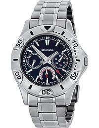 Sekonda Hombre Azul Multi Dial Watch (228367399)