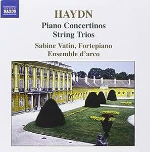 Piano Concertinos/String Trios