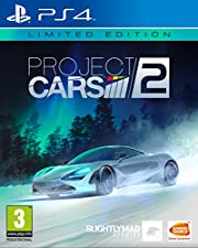Project Cars 2 - Limited - PlayStation 4