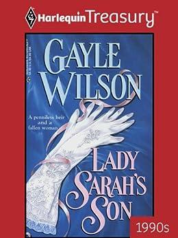 Lady Sarah S Son English Edition Ebook Gayle Wilson