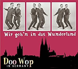 doo wop in germany various musik. Black Bedroom Furniture Sets. Home Design Ideas