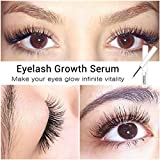 AST Works New Eyelash Growth Serum Enhancer Full Thicker Eyelashes Eyebrows Enhancer GW