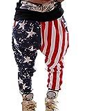 store-online-ropa-para-nios-mactery-nios-y-nias-de-pantalones-del-harem-de-los-pantalones-de-las-barras-y-estrellas-6aos