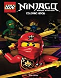 Lego Ninjago Coloring Book: Coloring Book for Kids and Adults - 90 illustrations (Coloring Book for Adults and Kids Ages 2-4 4-8 8-12)