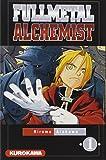 Fullmetal alchemist. 1 | Arakawa, Hiromu (1973-....). Auteur