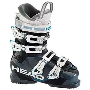 Head - Chaussure de ski Head Next Edge 75 W HT Anthracite Black Blue - Femme - 27 MDP (42)