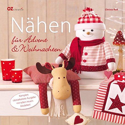 Nähen für Advent & Weihnachten