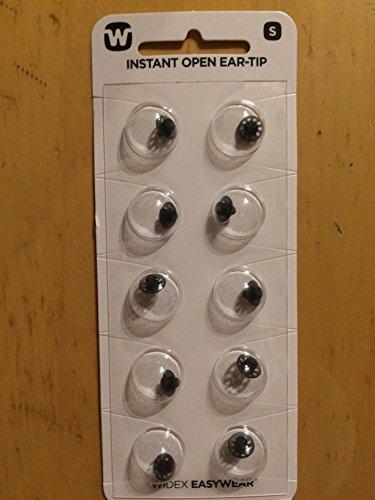 Widex Instant Open Ear-Tip Größe S 10er Blister für Ex Hörer Geräte -