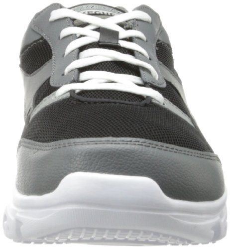 Skechers Sport L Fit Fashion Sneaker Charcoal