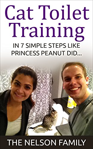 Cat Toilet Training | How to Toilet Train Your Cats or Kitten in 7 Simple Steps Like Princess Peanut