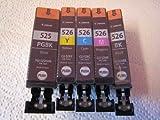 Original Canon Pixma Sparpakt PGI-525BK / CLI-526C / CLI-526M / CLI-526Y und CLI-526BK