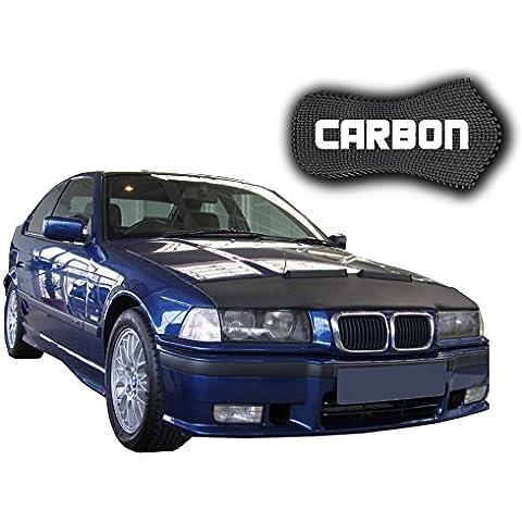 haubenbra BMW 3E36–Carbon Auto Máscara para piedra Impacto Tuning Car Bra Top calidad