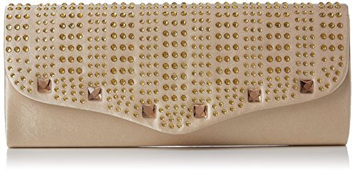 Jane Shilton Damen Evening-Beaded F/o Tasche, Goldfarben, One Judge