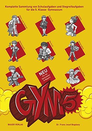 Klasse Sammlung (GYM 5. Komplette Sammlung von Schulaufgaben und Stegreifaufgaben für die 5. Klasse Gymnasium. Mit integriertem Aufgabenteil und separatem Lösungsheft.)