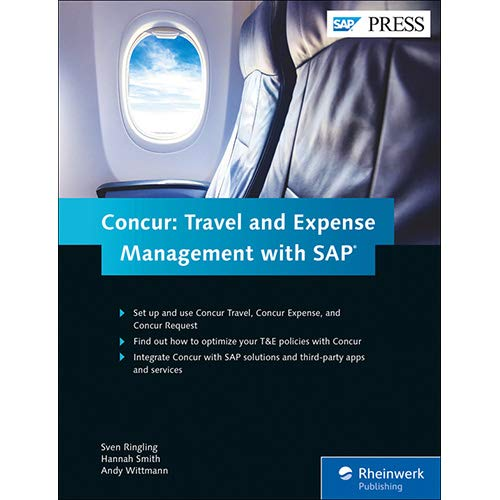 Concur: Travel and Expense Management with SAP (SAP PRESS: englisch)