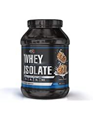 Pure Nutrition USA WHEY ISOLATE Powder Ultra Premium Whey Protein Molke Protein Isolat Pulver (Cookies Cream, 1814g)