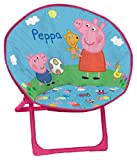 Arditex lunefauteuil poliestere 50x 50x 50cm Moon chair Peppa Pig blu