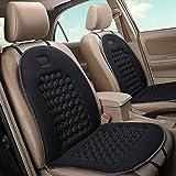 Best Car Seat Covers - Hillington Universal Magnetic Massage Car Seat Cushion Review