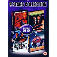 The Stars Collection Volume 8: Air America/ Final Mission/ Flight of the Black Angel/ Operation Intercept