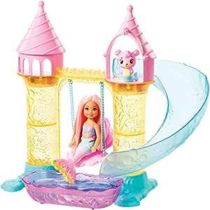 Barbie Dreamtopia Chelsea Mermaid Dolls & Playset