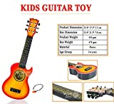 Wish key Kid's Wood Finish 6 String Classical Fully Functional with Pick Wishkey