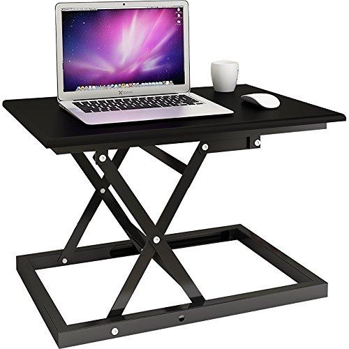 HAKN Klapptisch / Hubtisch / Klapp Computer Schreibtisch / Buch Schreibtisch / Mobile Schreibtisch