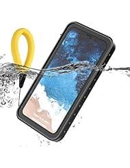 d3f164f61d2 iPhone Xr Carcasa Waterproof Casefirst [Certificado IP68] [a prueba de agua]  [