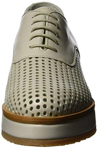 Strenesse Shoe Meta, Derby femme Beige (Chalk)
