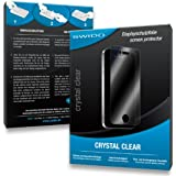 3 x SWIDO Crystal Clear Screen Protector for Nikon D7100 / D-7100 - PREMIUM QUALITY (crystalclear, hard-coated, bubble free application)