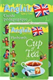 Anglais CM2 Cup of tea : Guide pédagogique + Flashcards