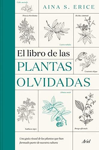 El libro de las plantas olvidadas de Aina S. Erice