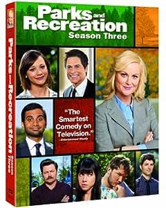 Parks & Recreation: Season Three [DVD] [Region 1] [US Import] [NTSC]